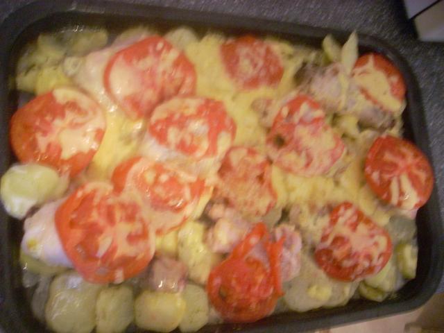 Рецепты блюд в духовке на ужин с фото